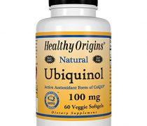 Ubiquinol  100 mg (Vegetarian, Gluten Free) , 60 Veggie Gels