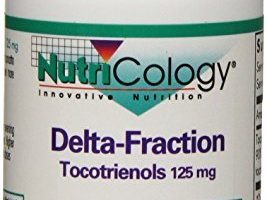 Nutricology Delta-Fraction Tocotrienols 125 Mg, 90 Count