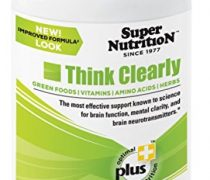 SuperNutrition Think Clearly, 90 Count