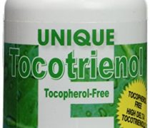A.C. Grace – Unique E Tocotrienol Complex Tocopherol Free – 60 Softgel