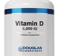 Douglas Laboratories® – Vitamin D (5,000 I.U.) – Vitamin D3 Health Supplement – 100 Tablets