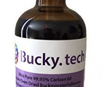 C60 BuckyTech 120ml in Olive Oil