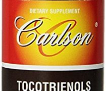 Carlson Labs Tocotrienols With Natural Vitamin E, 180 Softgels
