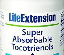 Life Extension – Super-Absorbable Tocotrienols – 60 Gels (Pack of 2)