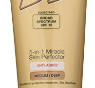 Garnier SkinActive BB Cream Face Moisturizer Anti-Aging, Medium/Deep, 2.5 fl. oz.