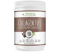 Collagen Fuel Protein Mix, Chocolate Coconut, 13.9 ounces, Supports Healthy Hair, Skin, Nails and Joints, Promotes Muscle Repair