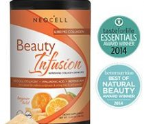 Neocell Laboratories – Beauty Infusion Refreshing Collagen Drink Mix Tangerine Twist  (Pack of 2)