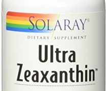 Solaray Ultra Zeaxanthin 6mg Capsules, 30 Count