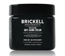 Brickell Men's Revitalizing Anti-Aging Cream For Men, Natural & Organic Anti Wrinkle Night Face Cream – 2 oz
