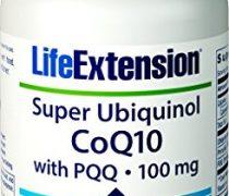 Life Extension Super Ubiquinol CoQ10 with PQQ, 30 Softgels