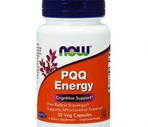 NOW PQQ Energy,30 Veg Capsules