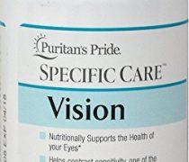 Puritan's Pride Specific Care Vision-75 Softgels