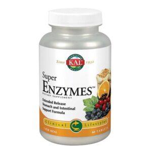 Kal Super Enzymes - 60 Tabs