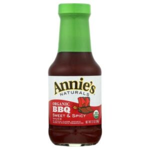 Sweet & Spicy Barbeque Sauce 12 Oz by Annie's Homegrown