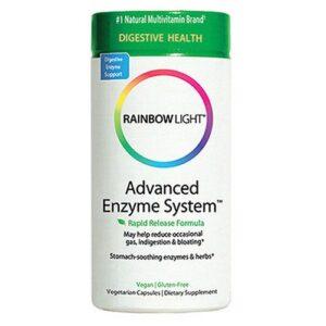 Rainbow Light Advanced Enzyme System - 180 VCaps