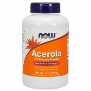 Acerola 6 OZ by Now Foods