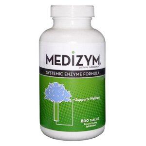 Naturally Vitamins Medizyms - 800 TAB