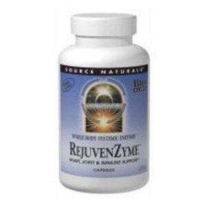 Source Naturals RejuvenZyme - Vegetarian 500 Caps