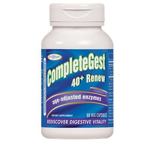 Enzymatic Therapy CompleteGest - 40+ Renew 60 Vcaps