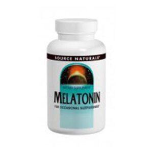 Source Naturals Melatonin - 100 caps